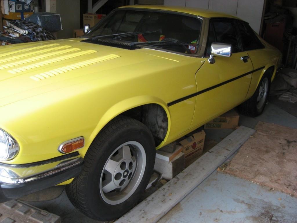 1984 Jaguar XJS V 12