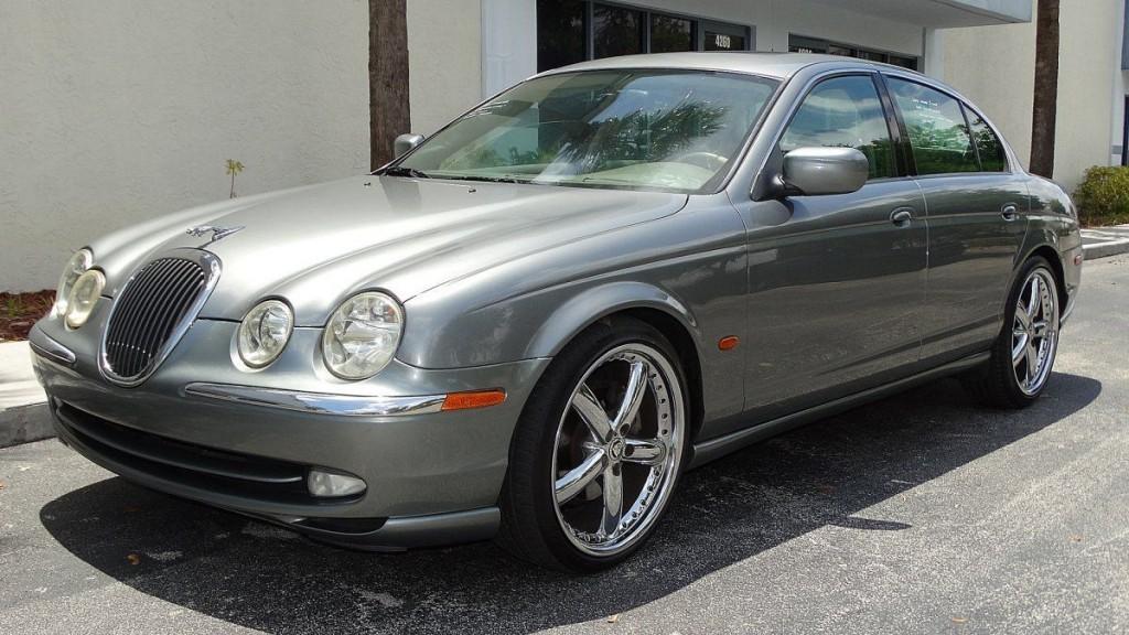2002 Jaguar XJ6 S TYPE Sedan