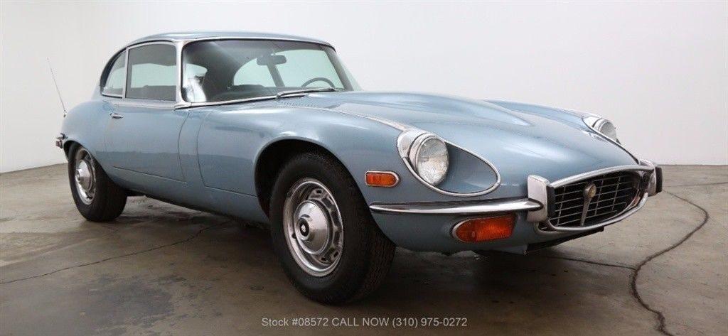 1972 Jaguar E-Type V12 2+2