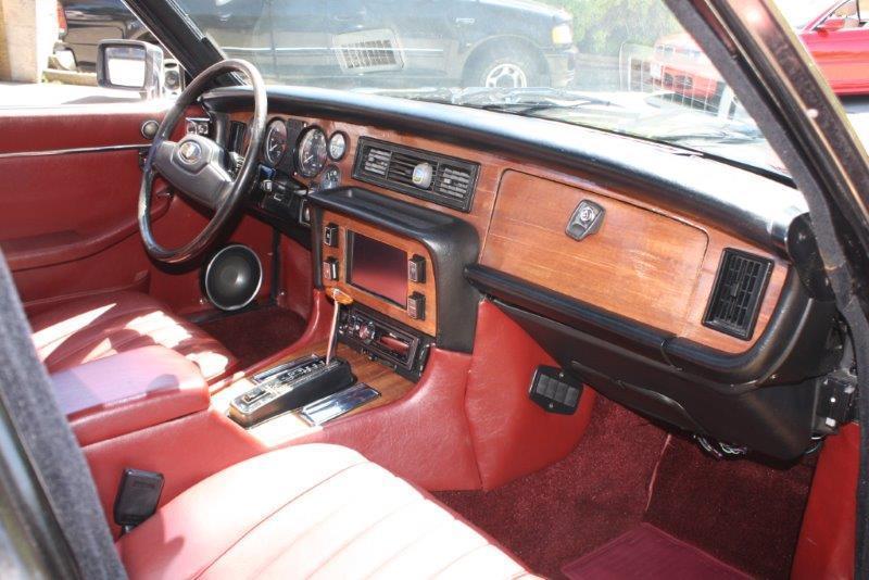GREAT 1986 Jaguar XJ6 Custom