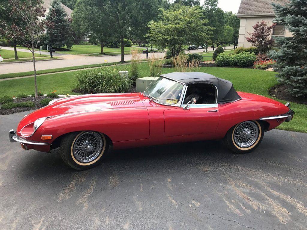 NICE 1969 Jaguar E Type