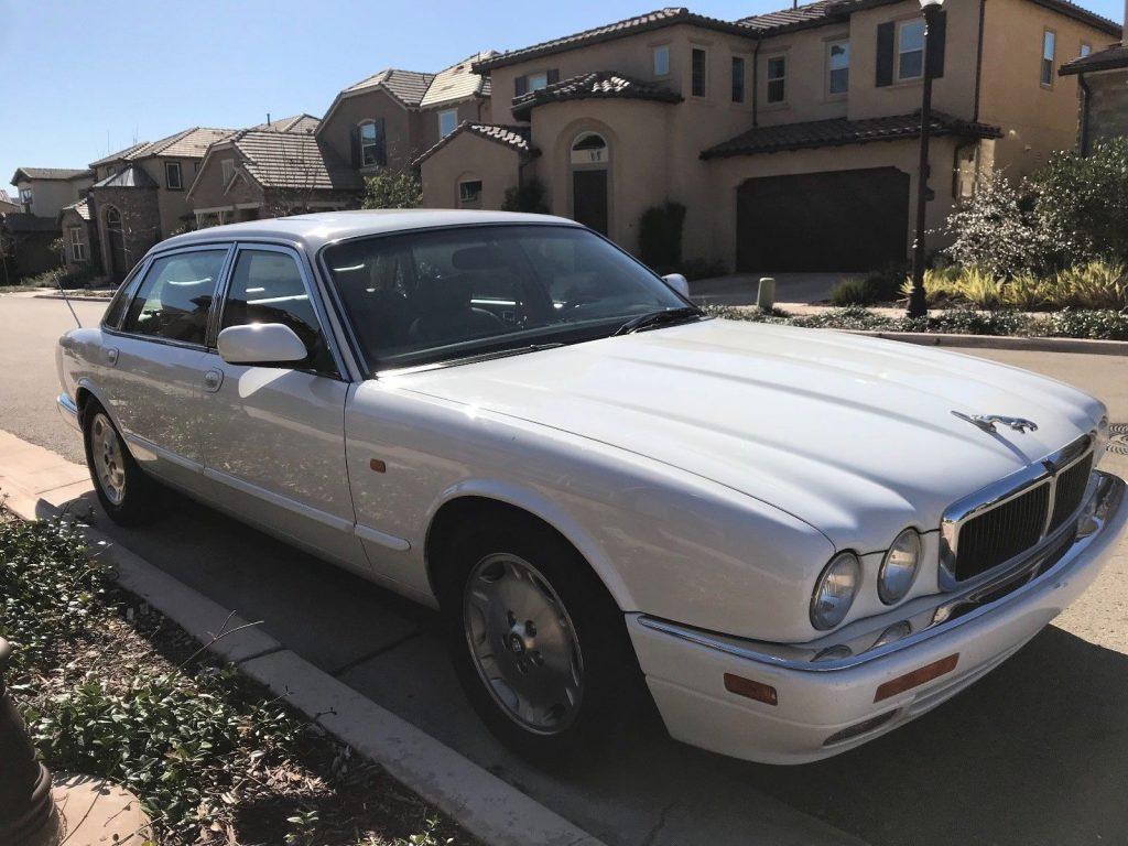 NICE 1997 Jaguar XJ6 L