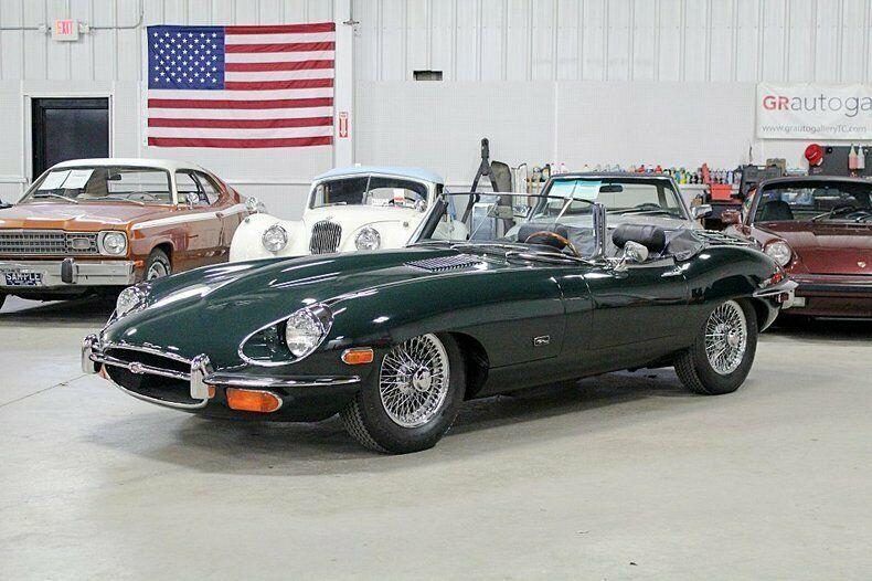 1971 Jaguar XKE Series II Convertible