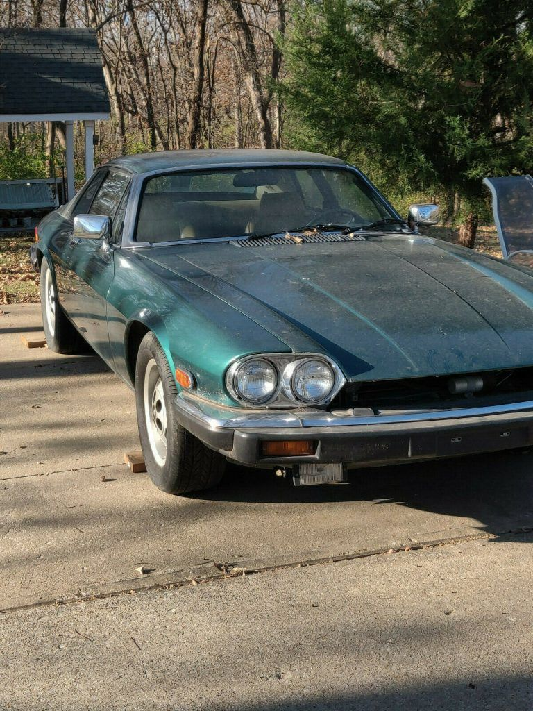1983 Jaguar XJS [Non Running Project car or Parts car]
