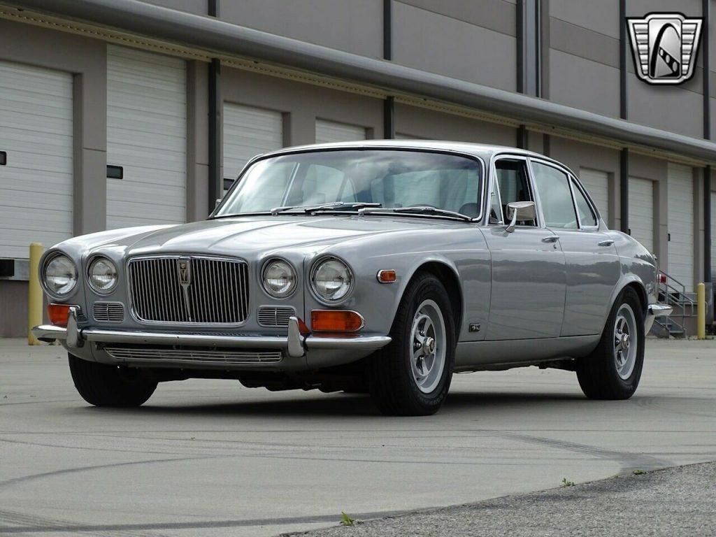 1971 Jaguar XJ Custom