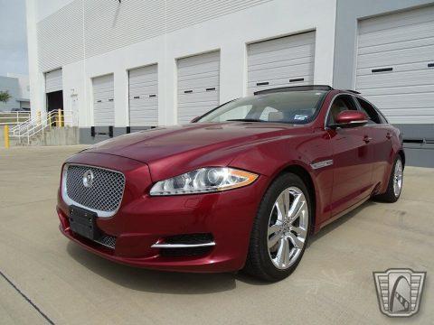 2013 Jaguar XJ Supercharged for sale