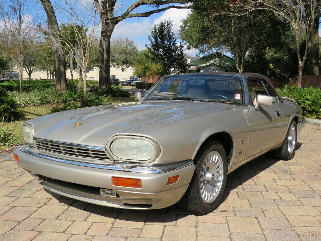 1995 Jaguar XJ XJS Convertible 6.0 V12 only 69,898 Miles