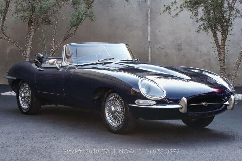1967 Jaguar XK Roadster