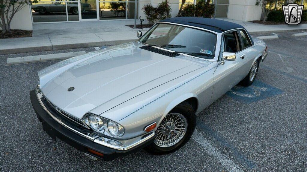1988 Jaguar XJS HE