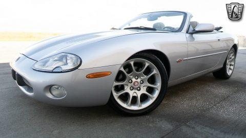 2002 Jaguar XKR for sale