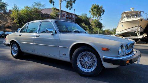 1986 Jaguar XJ6 for sale