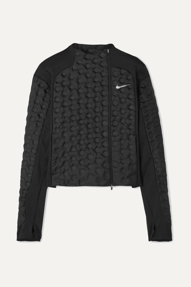 Nike AeroLoft perforated quilted Dri