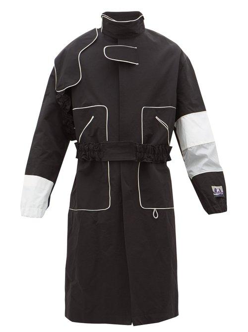 Boramy Viguier Trooper Technical Hooded Jacket Mens