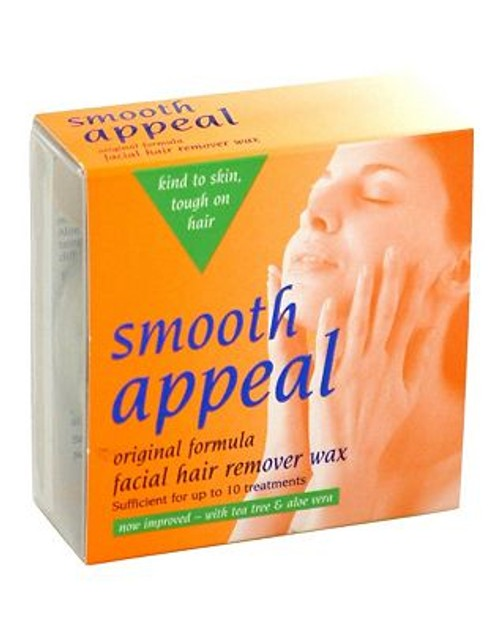Smooth Appeal Original Facial Hair Remover Wax Compare Union