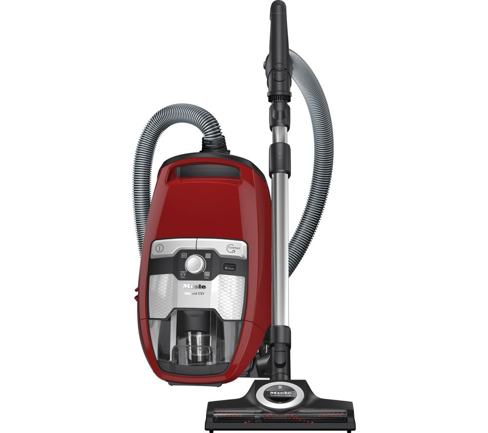 MIELE Blizzard CX1 Pure Power Cylinder Bagless Vacuum