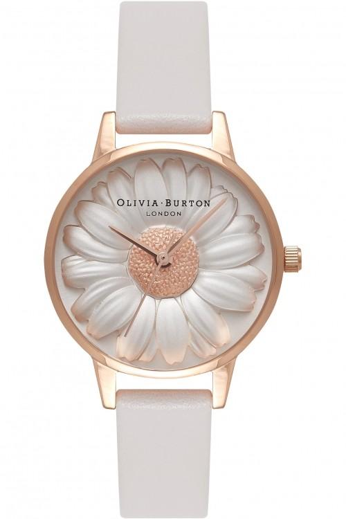 Olivia Burton 3D Anemone Watch OB16AN01 | £151.00 | Female