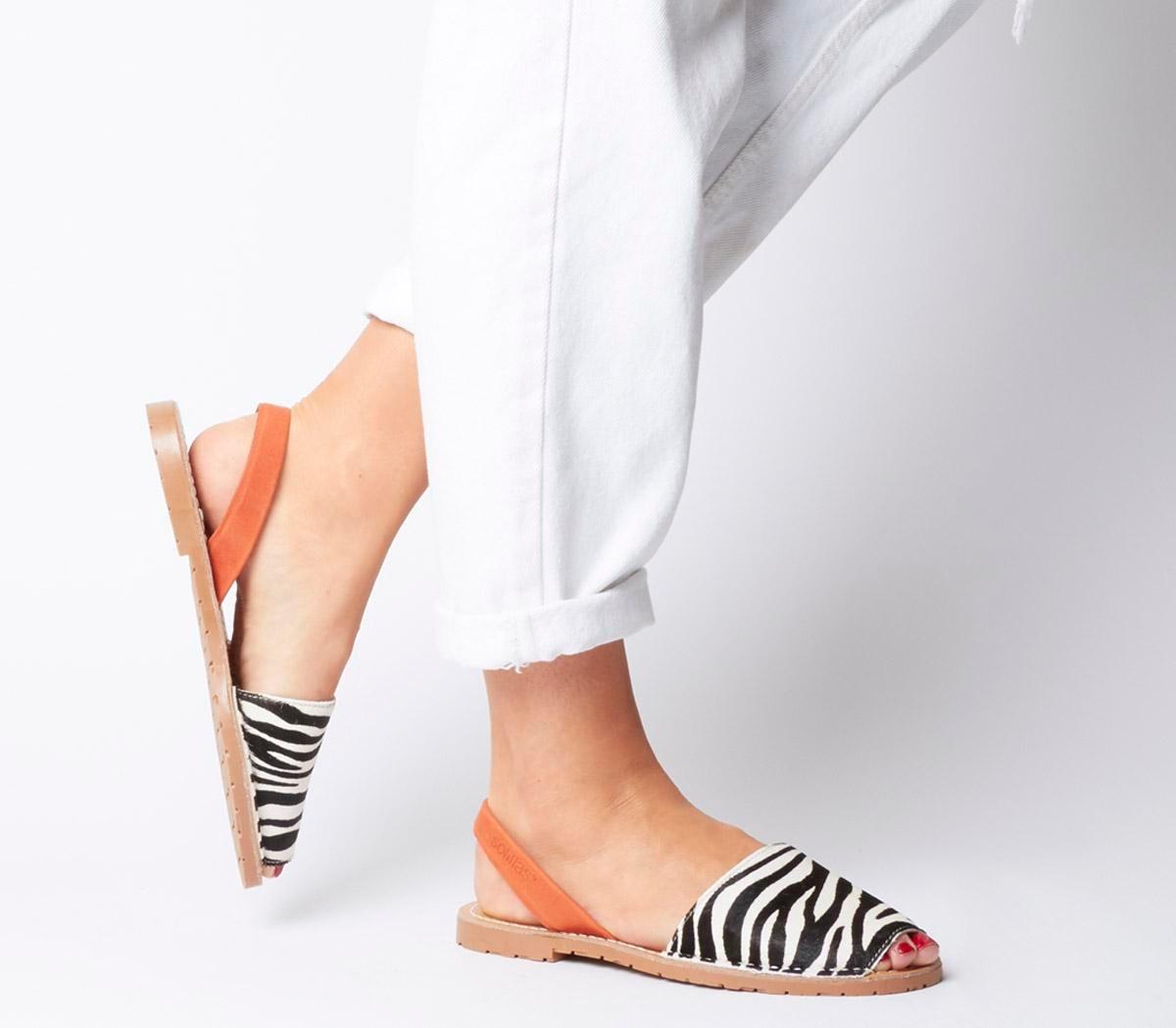 Womens Solillas Solillas Estrella Sandals Carmen Sandals