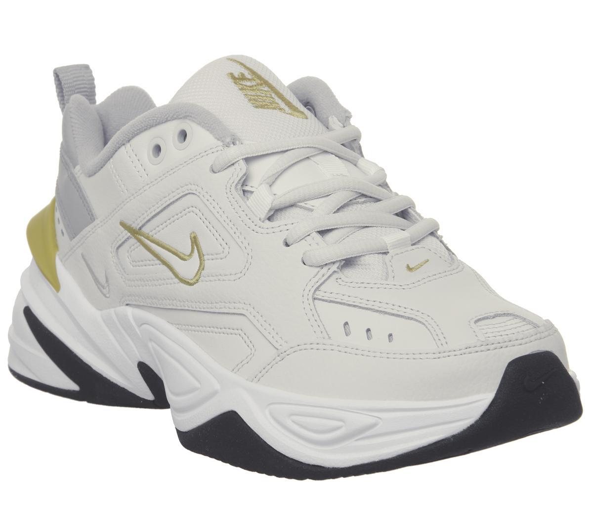 Nike M2k Tekno PLATINUM CELERY WOLF