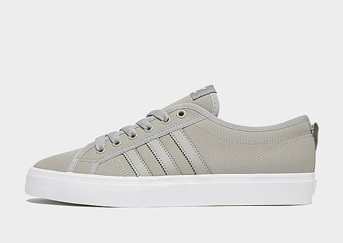 Novio auricular Raza humana  adidas Originals Nizza Lo - Grey - Mens | Compare | Brent Cross