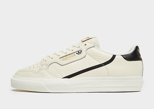 elegir original construcción racional seleccione para mejor adidas Originals Continental 80 Vulc - Off-White - Mens | Compare ...