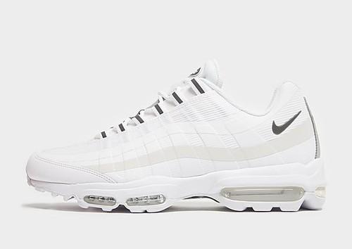mordedura Fahrenheit Ru  Nike Air Max 95 Ultra SE - White - Mens | Compare | Union Square Aberdeen  Shopping Centre