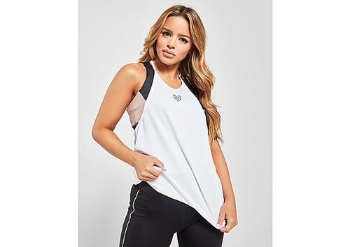 New Pink Soda Sport Women's Lurex Tape Crew Sweatshirt