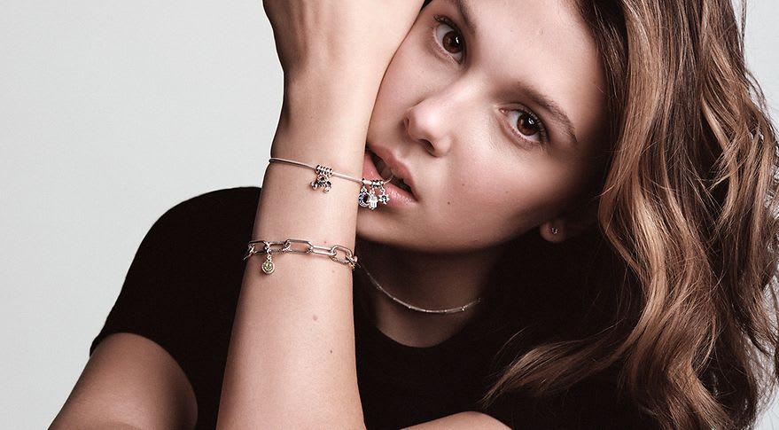 bracelet pandora millie