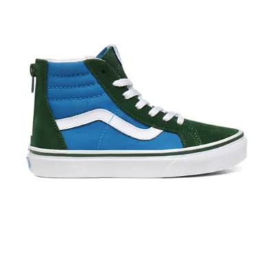 VANS Suede 2 tone Old Skool Lite Shoes ((2tone) Black