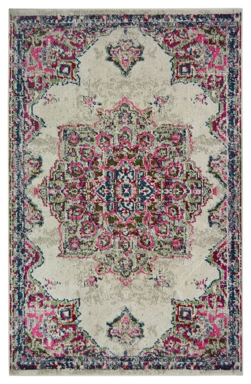 Scroll Rug 160x230cm Duck Egg