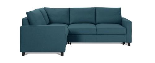 Seattle Left Corner Fabric Sofa Bed