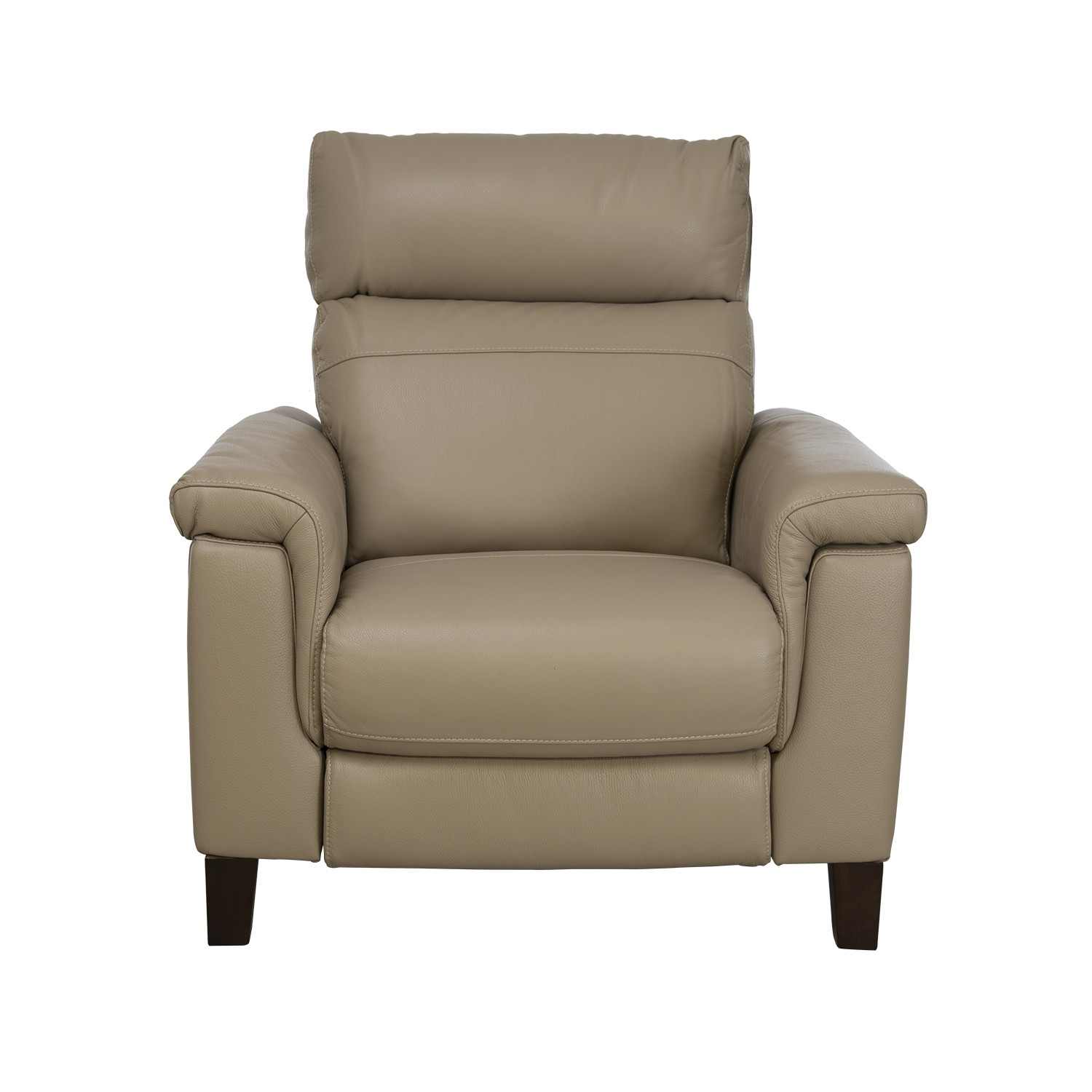 Casa Fraser 2 Seater Power Recliner Leather Sofa   Compare