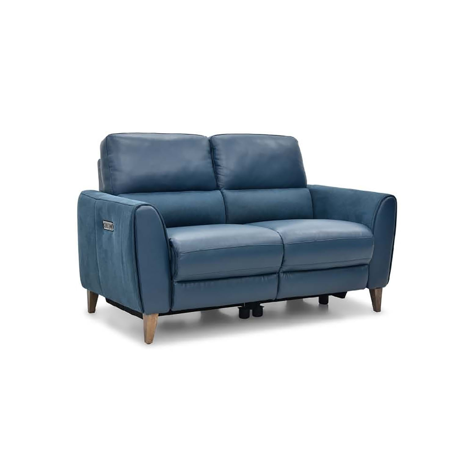 Casa Fraser 2 Seater Power Recliner Leather Sofa | Compare