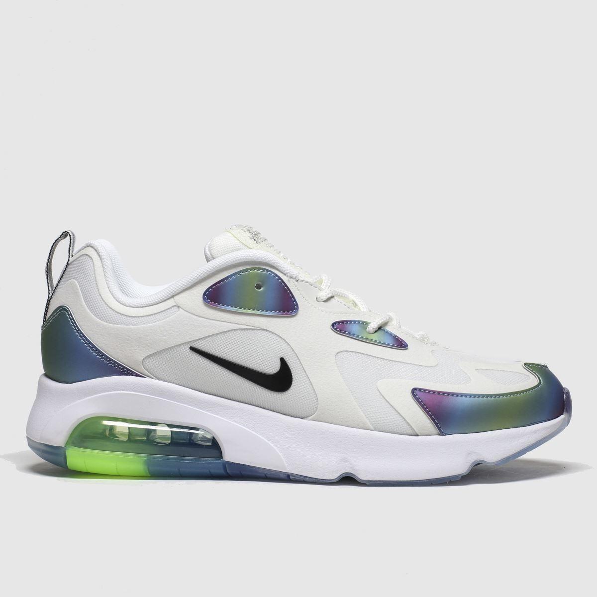 Nike White \u0026 Pl Blue Air Force 1 07 3