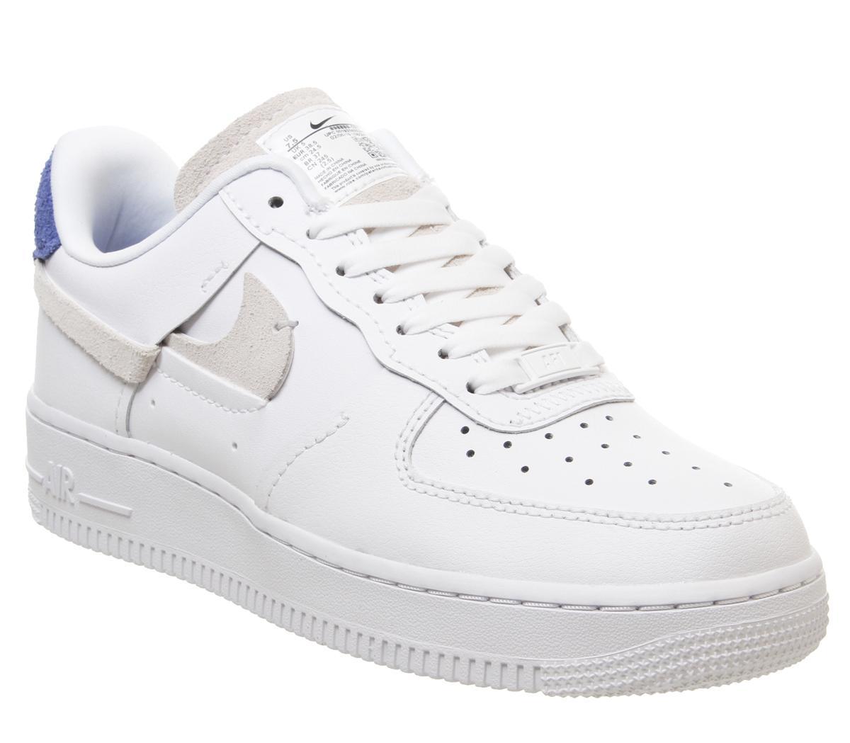 Nike Air Force 1 07 WHITE PLATINUM TINT
