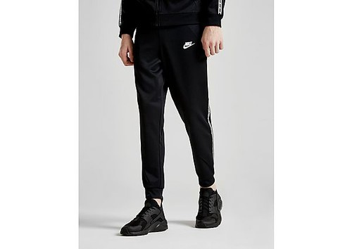 Faial Europa Obligar  Nike Tape Poly Track Pants Junior - Black - Kids | Compare | Union Square  Aberdeen Shopping Centre