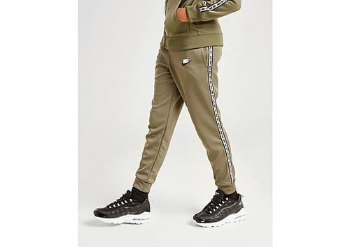 asistencia molécula Helecho  Nike Tape Poly Track Pants Junior - Medium Olive - Kids | Compare | Union  Square Aberdeen Shopping Centre