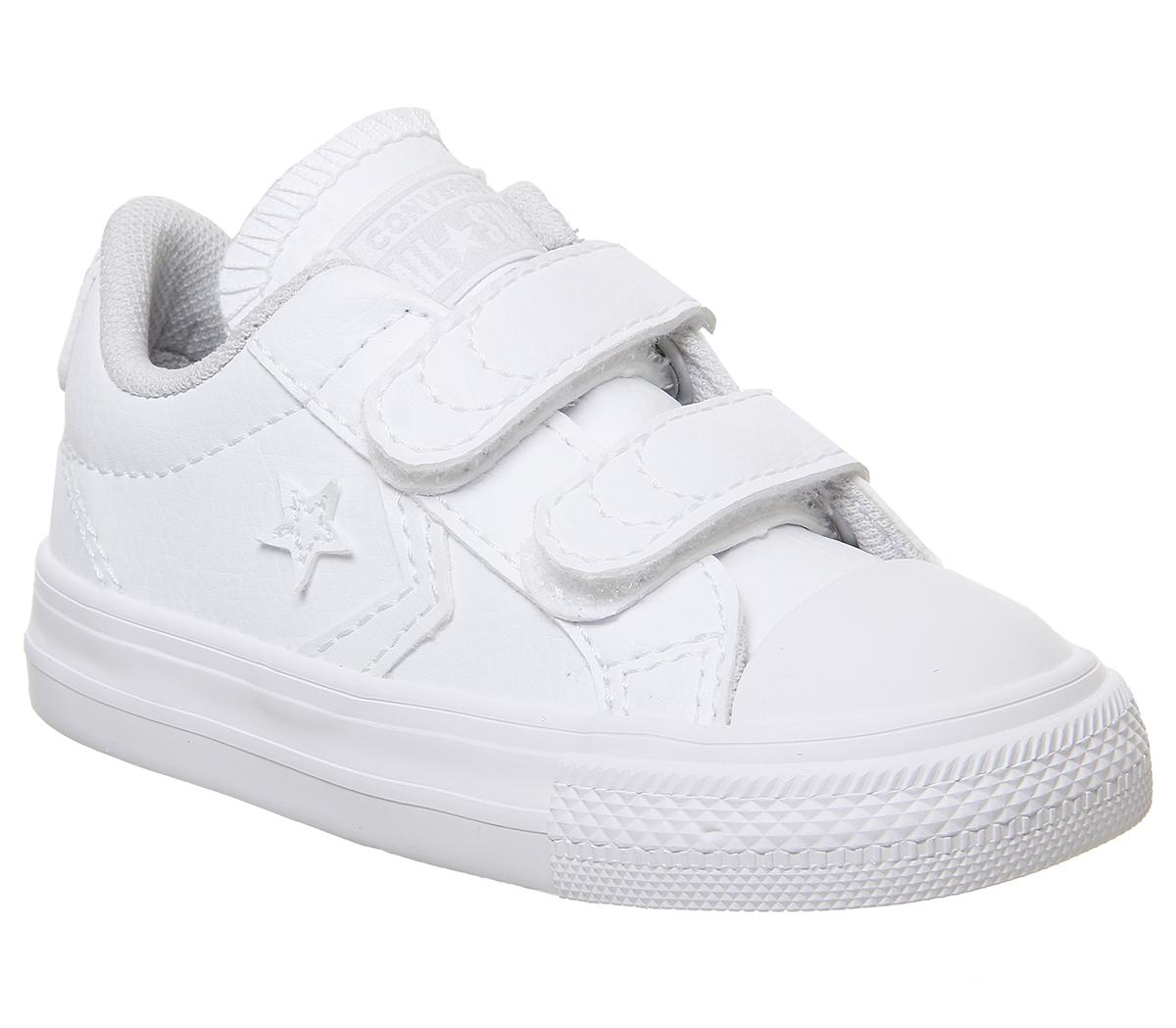 white converse for baby
