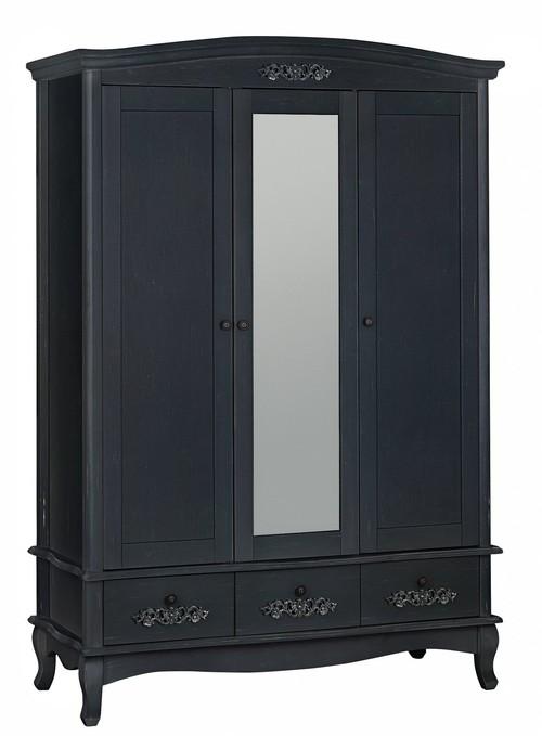 Argos Home Sophia 3 Door Drawer, Argos One Door Mirrored Wardrobe