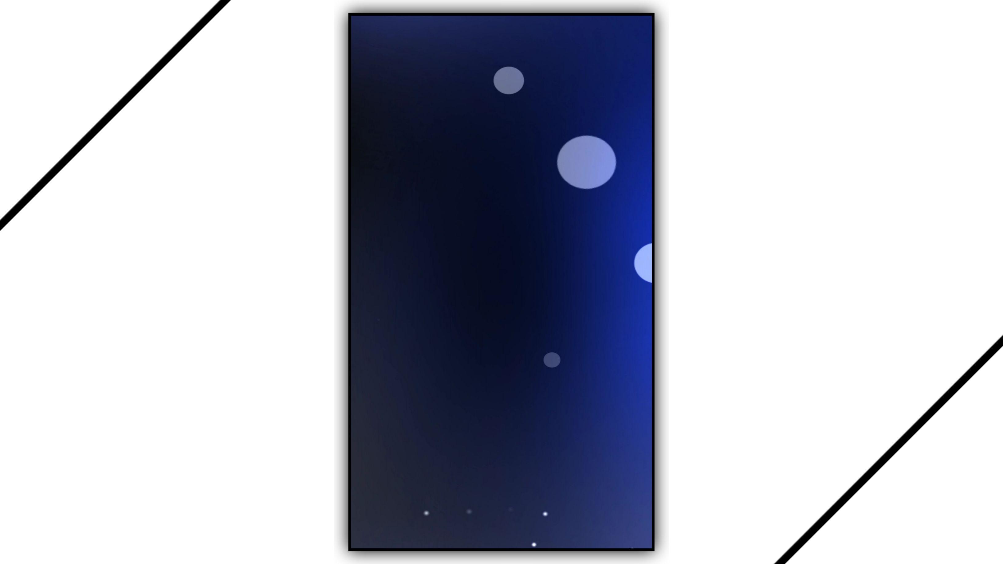 Particles Drop Motion Graphics Video Effect