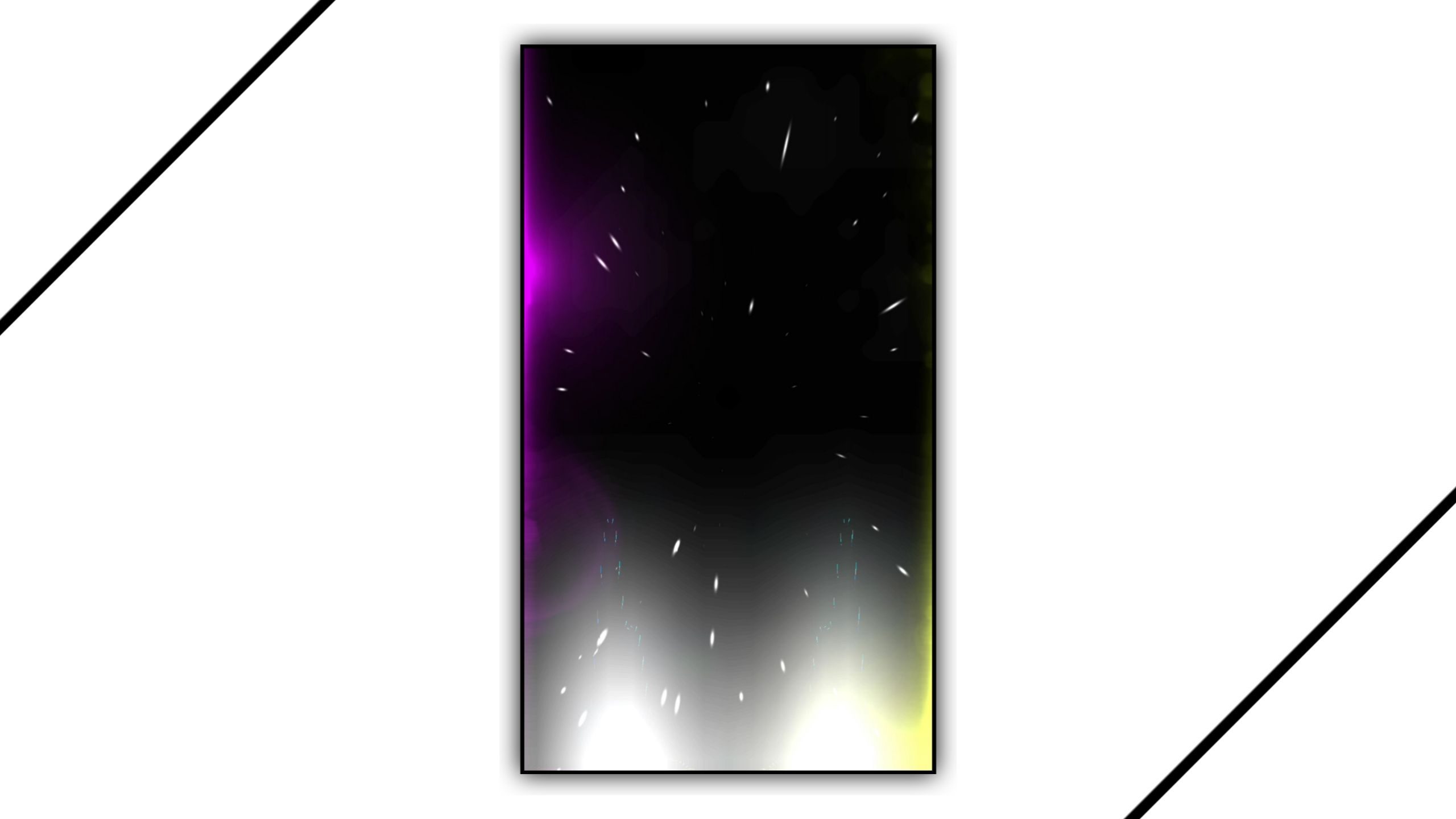 High Frequency Light Drop Effect Full HD