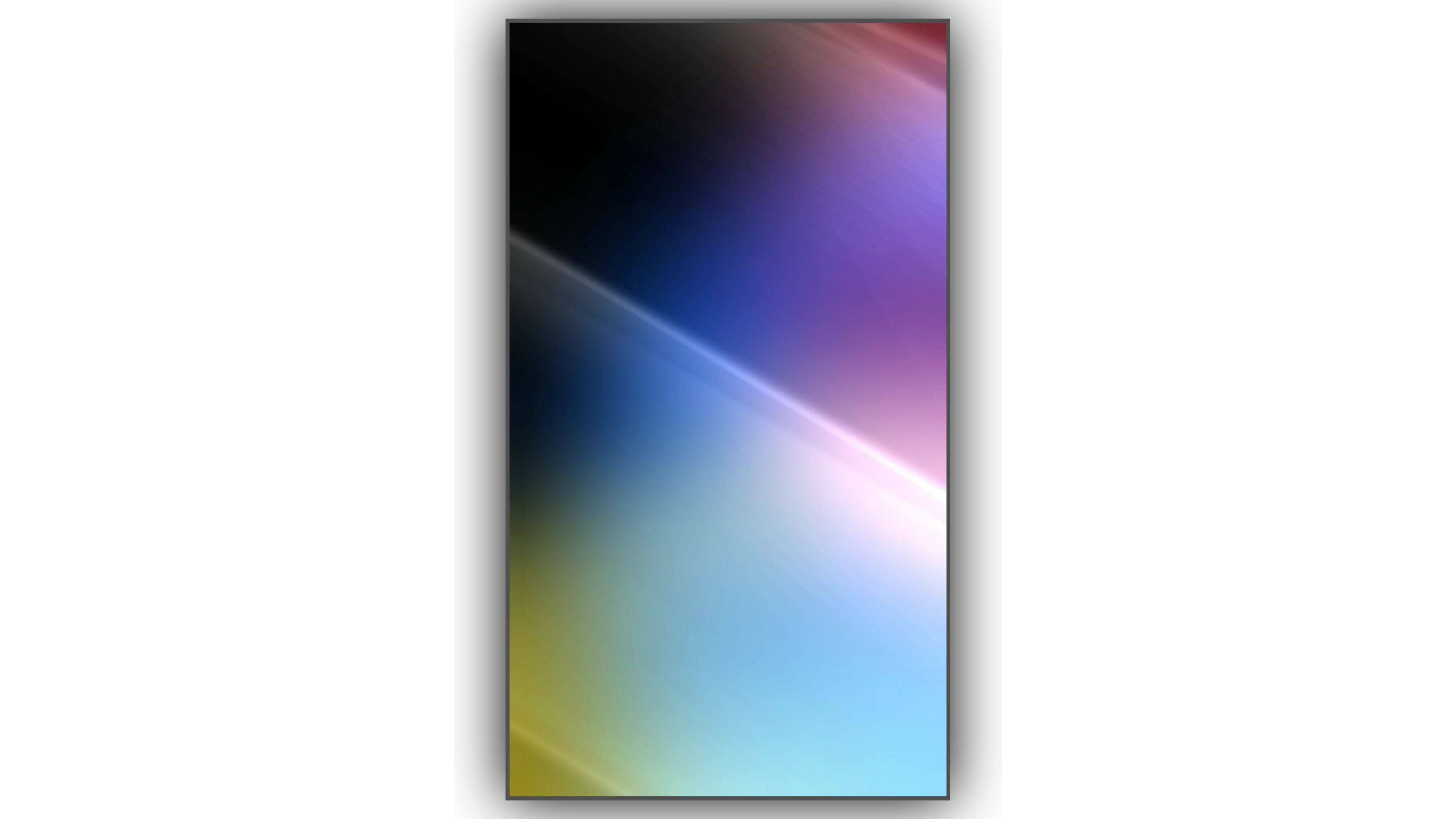 Transparent Glass Effect Video Background