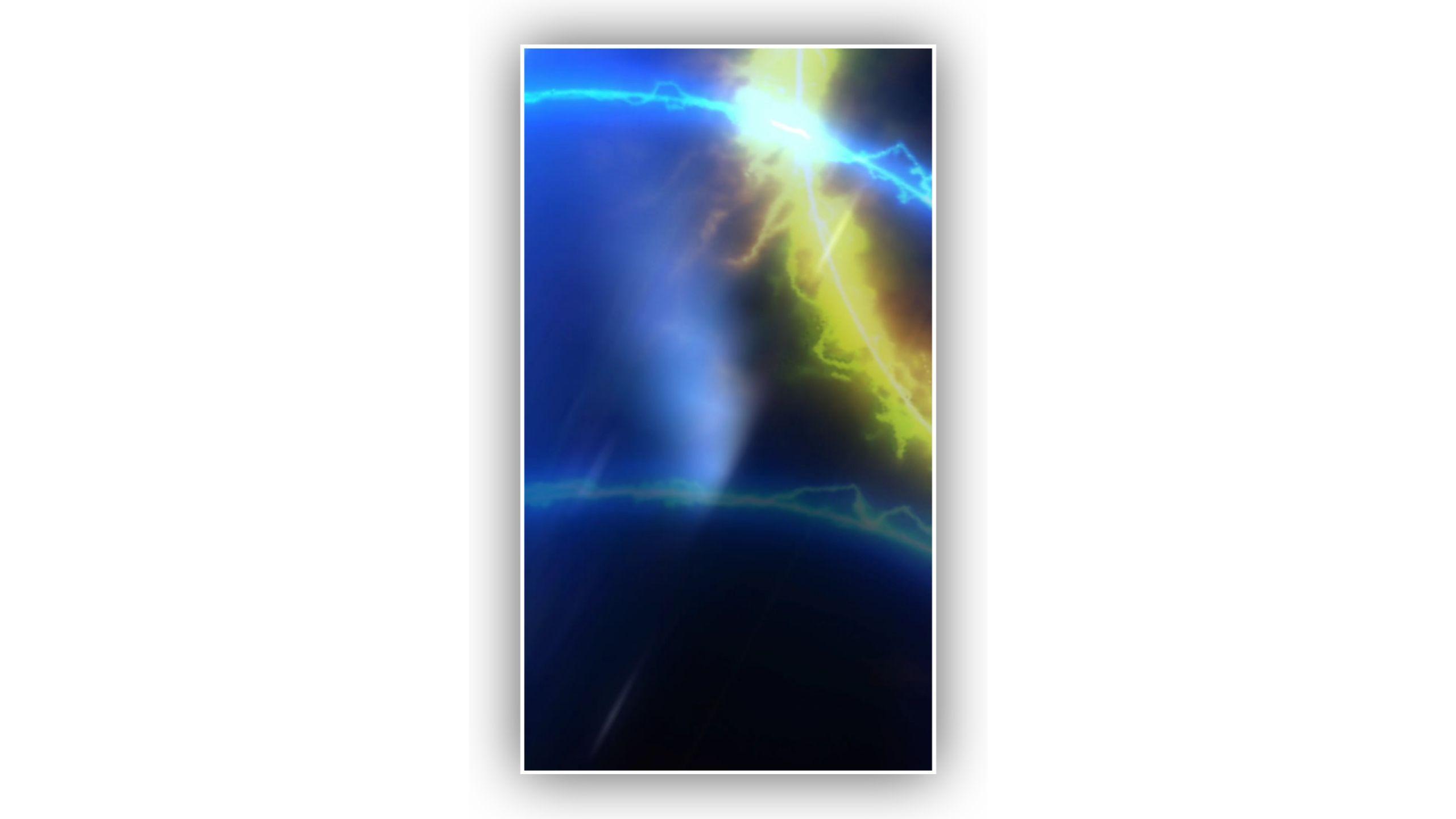 Ultra Radius Ray Effect Video Background