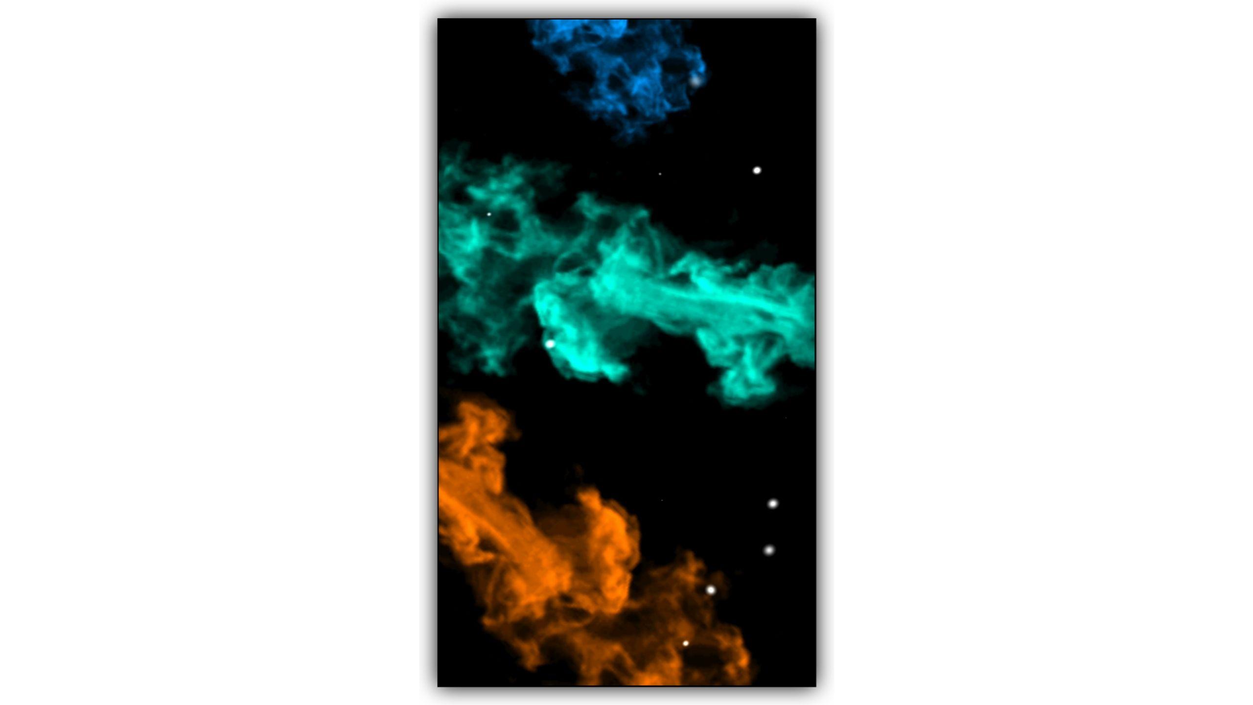 Purely RBG Smoke Kinemaster Template Download New