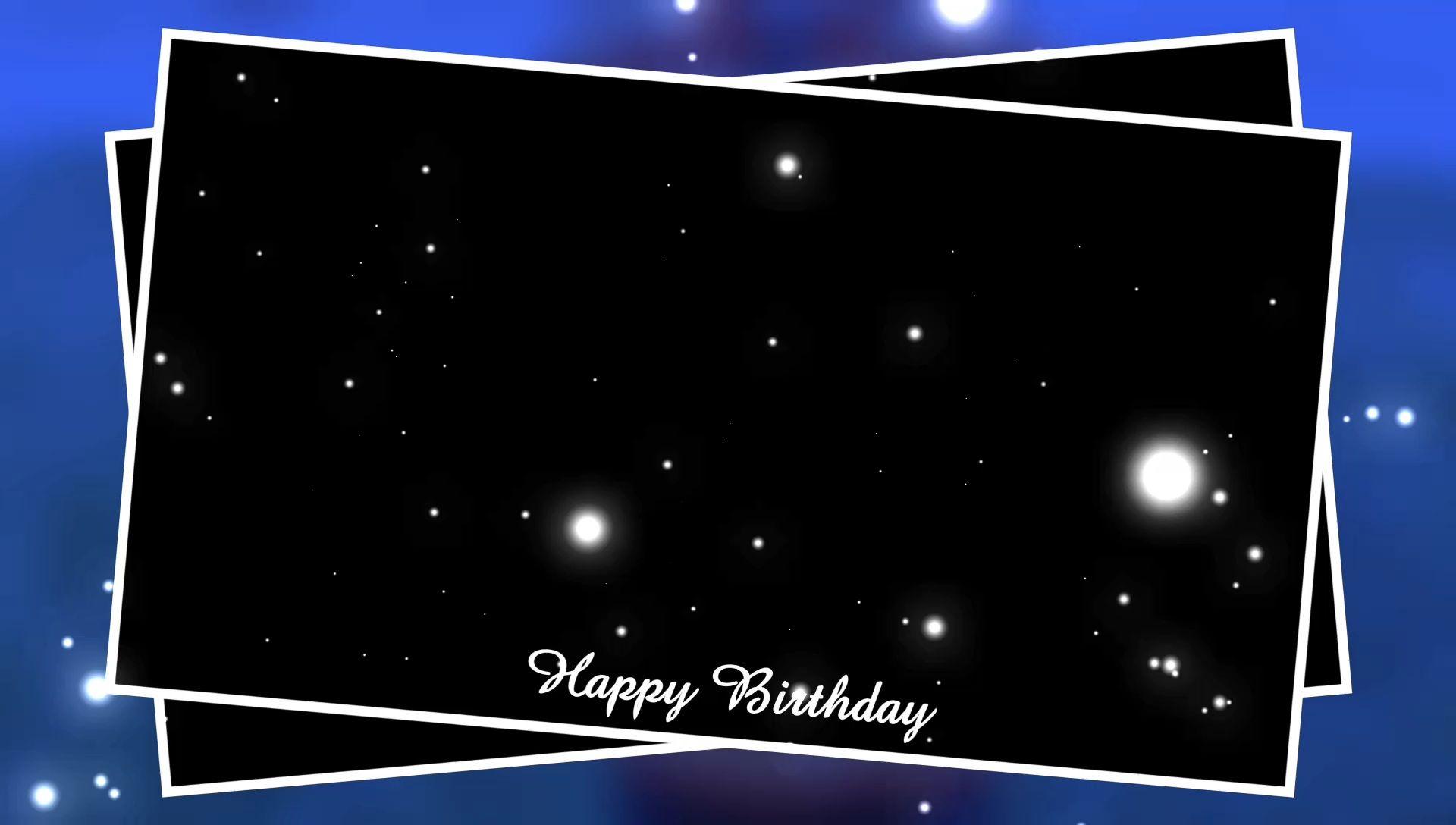 Happy Birthday Kinemaster Template Video Download