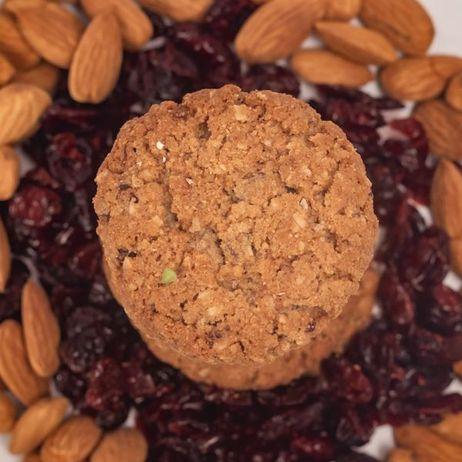 Almond Cranberry Cookies
