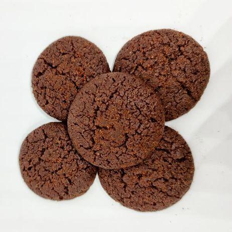 Whole Wheat Chocolate Cookies