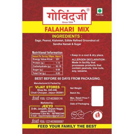 Falahari Mix