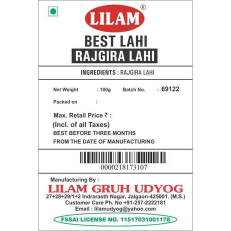 Rajgira Lahi