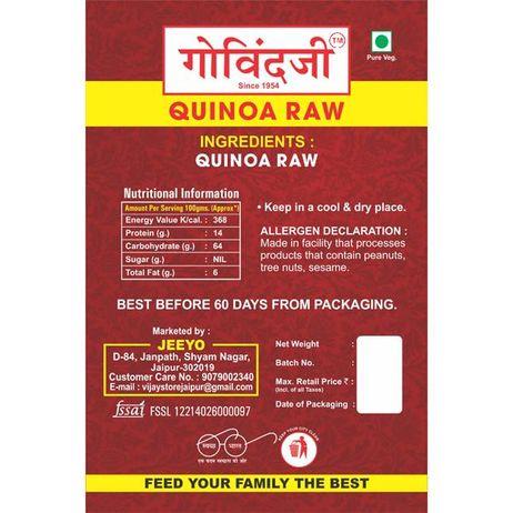 Quinoa Raw