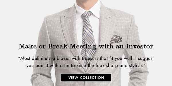 Make or Break Meeting with an Investor
